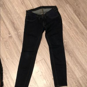 J Brand maternity jeans skinny